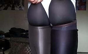 Ass in pantyhose myfatass@gmail.com