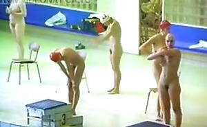 Nudist Olympics