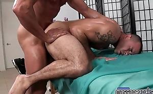 Massagecocks Muscle Ass Massage