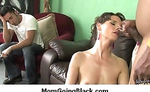 My big tits mama likes big black fat cock 37