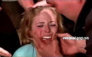 Kirmess gets her face slapped