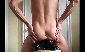 Big with an increment of Black with an increment of Fucked by Team a few at a Duration Double Anal Dildos