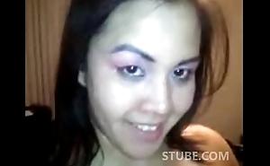 Amateur Kazakh Teen Blowjob and Facial