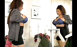 Gina Barreli Full Flick 1995 vintage porn german with Tiziana Redford