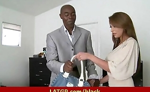 The best Interracial and Milf adult sure thing video