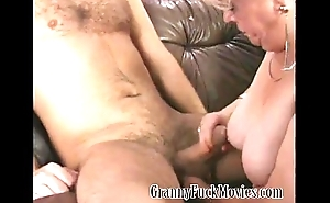 MIlfs and grannies in mature gangbang