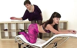 Keep in view lezdom mature brit spank babe