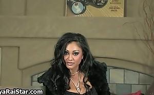 Hot glamour girl Priya is stripping