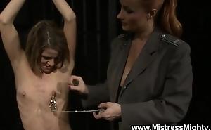 Captive lez slave teat n tit corrigendum