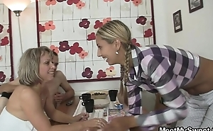She jumps on will not hear of BF'_s daddy cock