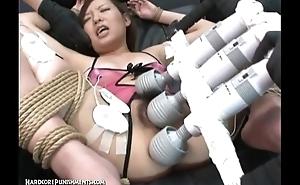 Japanese Bondage Sexual congress - Extreme BDSM Punishment of Ayumi (Pt. 12)