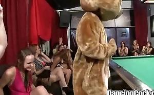 Dancingcock Huge Bushwa Milf Orgy