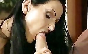 Anomalous Sex In Latex Lingerie