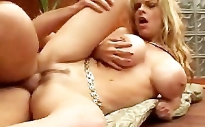 Big boobs lifeguard rescue a guy and fuck him by the pool.