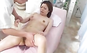 Spycam - Wife missused by her massager