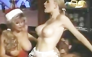 Is Alicyn Sterling prevalent Busty prevalent view with horror Ballerina?