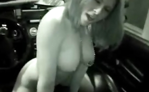 GF Fucks my Ride