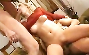 French Whore Double Punished
