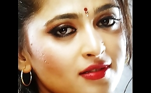 Anushka Shetty Cumtribute