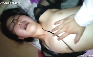 Chinese lover homemade.sm & anal charge from