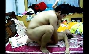 Chinese teen couple having sex above xcamvidz.net