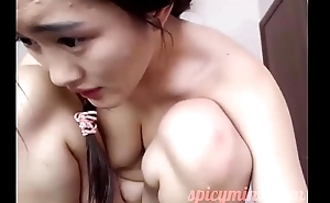 Big-busted The dough Oriental Pussy
