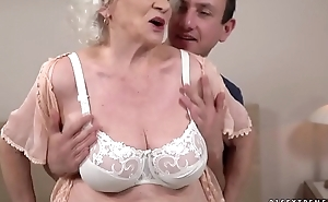 Make quiet hot collateral to kinky Norma wants a young dick