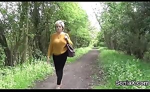 Adulterous english matured sulk ellis reveals her massive boobs