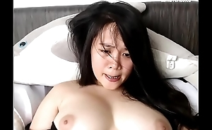 heavy asian cam girl orgasm for viewers
