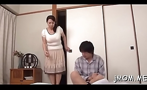 Captivating asian aged acquires her love muffins and pussy played upon