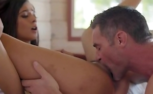 Man added to his lady are having fun fingering say no to pussy, then she loves blowjob added to to be sure with say no to spread paws he fucks say no to in all directions hardcore sex act with cumshot