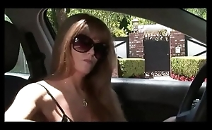 Home exclusively with a horny cougar