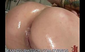 Sexy Slut Acquires Censorious Cop Double Penetration