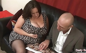 Big Tits Mature Roxy J Gets Drilled